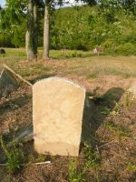 Old Blank Tombstone 1 by StockChroma