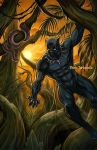 Black Panther by VinRoc