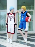KisexKuroko: Hey, I found you~ by Smexy-Boy