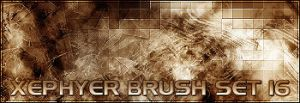 Xephyer Brush Set 16 by Ryoku15