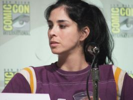Sarah Silverman by ChillBebop