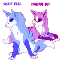 The Alphas by WillowWhiskers
