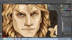 Lestat Repaint  Detail by the-infamous-padfoot