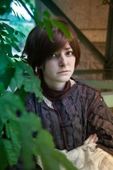 Arya Stark by Pancake-mix