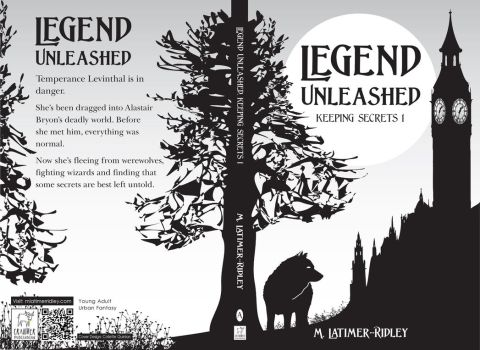 Legend Unleashed (Keeping Secrets, 1)  Chapter 14 by mlatimerridley