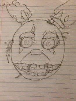 Springtrap WIP by Frixen