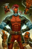 Deadpool Corps by capprotti