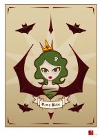VampBABE poster by m-A-s
