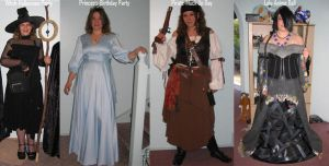 my cosplays by GamerGirl84244