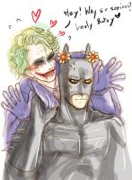 Lovely Batsy by Wadoiji
