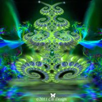 Fractal_Radiance by CBaierl