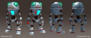 RoBust Bot by mighty5cent