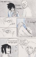 Doujinshi page 32 by VictoriaMelissa