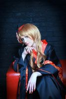 HGP Hizaki dark by luiren