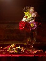 flowers autumn by AdrianaKH-75