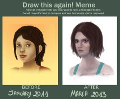 Before - After by Silvanne