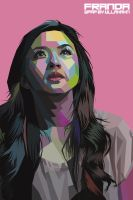 Franda in WPAP by ullahahn