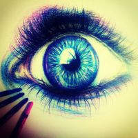 Eye by KristaInWonderland
