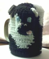 Cow Mug Cozy 1 by energeticjen