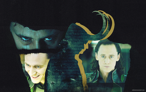 the Avengers Wallpaper - Loki by Sidhrat