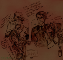 Board Meeting by Simply-Psycho