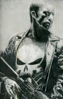 MARVEL The Punisher by IntrepidImage