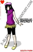 REZZED UP WENDY. by x--blackrose--x