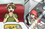 Lunch Time by heerart14