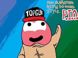 Draw in another NSFW Doodler\'s style. Pass it by danceswithzerg
