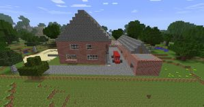 Minecraft House Beta 2 by CuteAndy