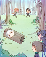 [SiBiS] Forest Adventure - non canon by cytes