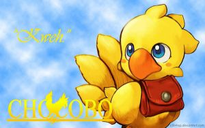 Chocobo by s3k4REP