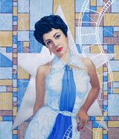 Elizabeth Taylor by clipso-callipso