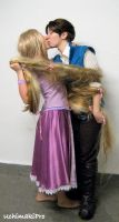 Rapunzel cosplay - Tangled by uchimakiPro