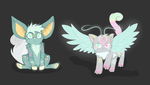 Litters for Protectorofteshadows by LeaOla