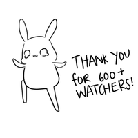 Thank you!! by pinkbunnii