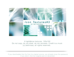 Light Blue - Icon Texture Pack #3 by Bethrissa by bethrissa