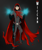 Wiccan-Young Avengers by DefaultDaias