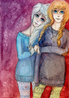 Sisters before misters by Johkulii