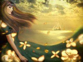 Indian summer by Alosa