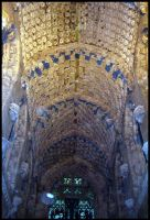 Rosslyn Chapel Musical Ceiling by amyhooton