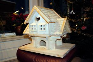 Bird House by JOVictory