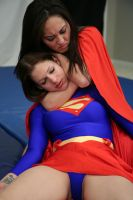 Classic Battles:  Wonder-Sumiko vs Super-Kelly #6 by sleeperkid