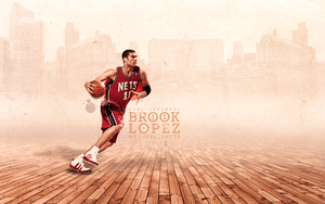 Brook Lopez by DesignsByGuru