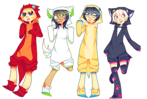 Kigu Party by Kuripu