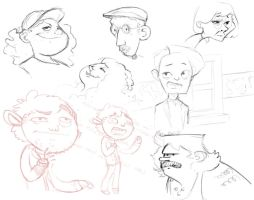 Sketchin by ChrisJRees