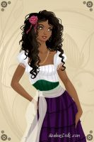 Esmeralda by CarolRogue