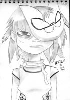 Noodle the real one by MaiChuu