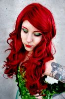 Poison Ivy Cosplay by Nikkimomo
