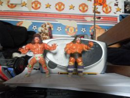 Sam 2220 Ultimate Warrior 1990 and 1991 by WhippetWild